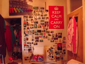 Bedroom wall 2