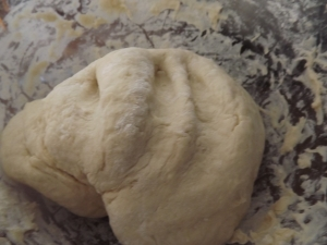 Bread dough 2