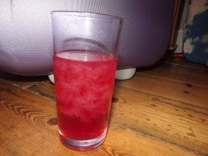 raspberry crush drink!
