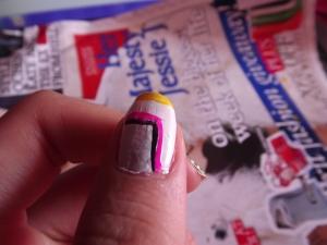 aztec nails- tips