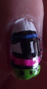 aztec nails- tips 2