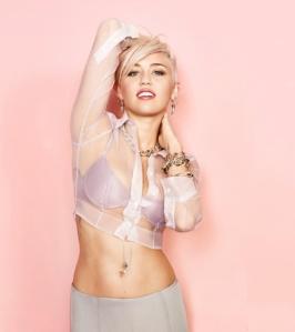 Miley Cyrus Cosmopolitan  2